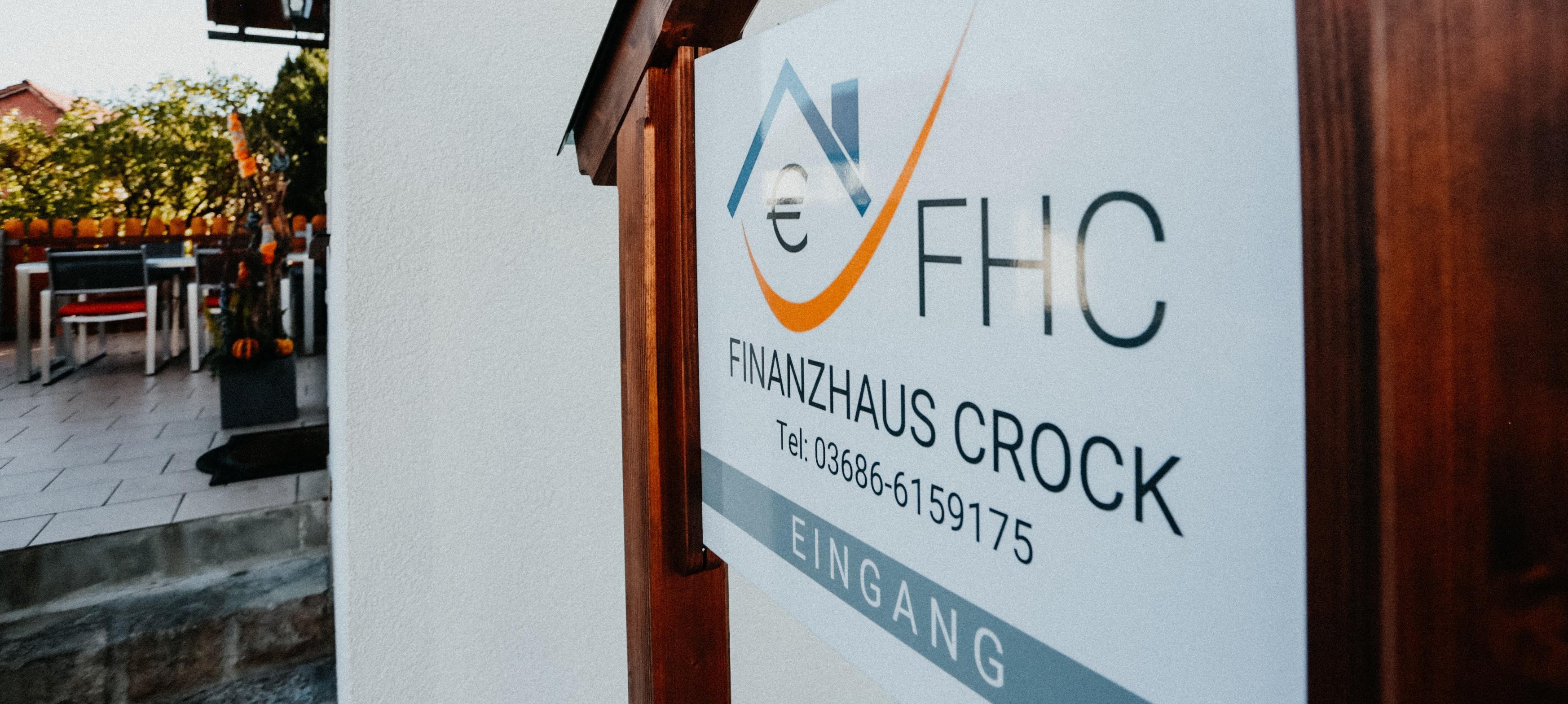 Eingang Finanzhaus